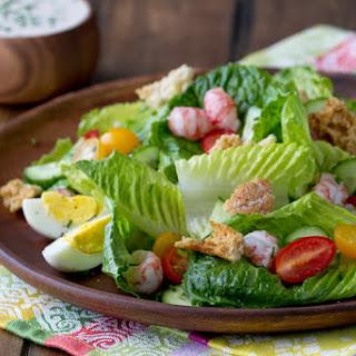 Old Bay Louie Salad.