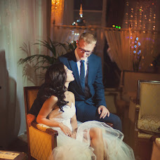 Wedding photographer Aleksandra Mukhotina (muhotina). Photo of 02.02.2016
