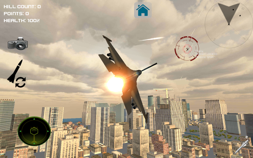 AirCrusader: Jet Fighter Game, Air Combat Command  {cheat|hack|gameplay|apk mod|resources generator} 3