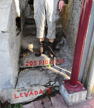 Photo: Lähdössä kaupunkilevadalla, Levada dos Piornais