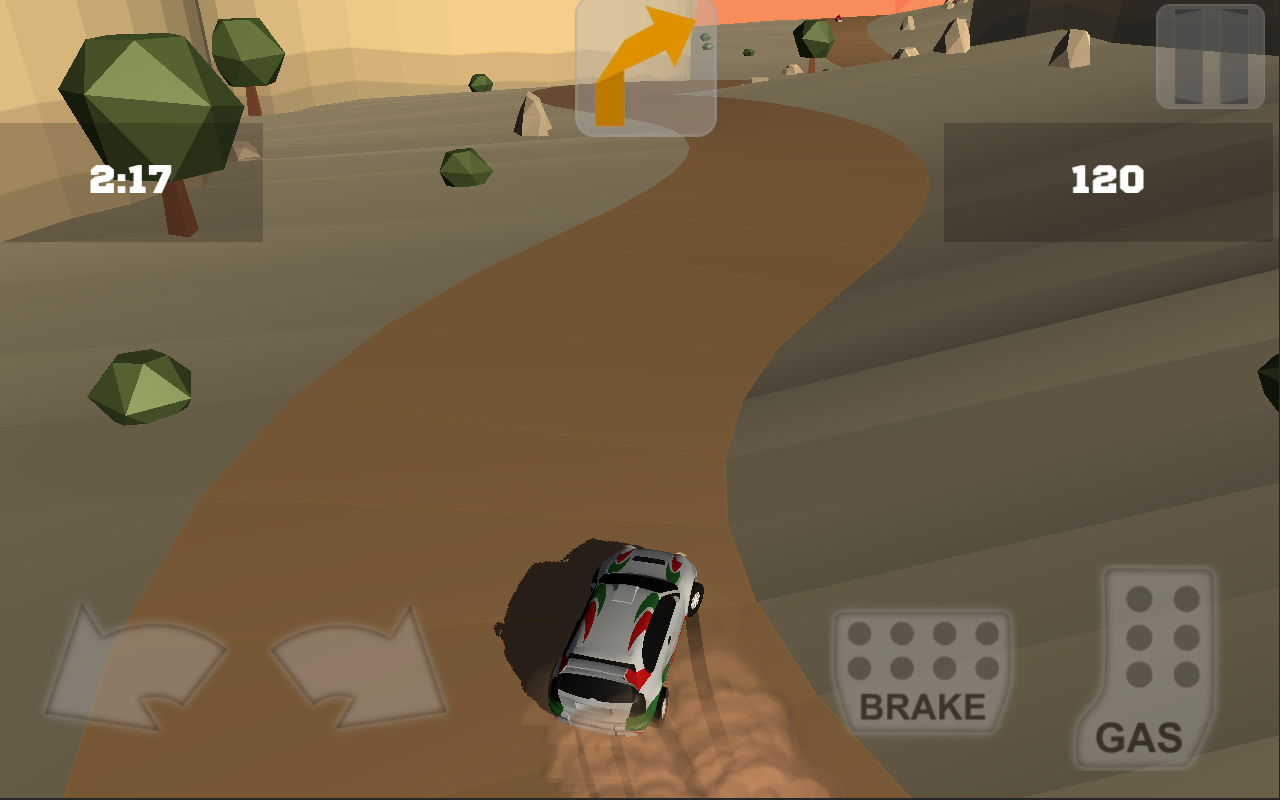 X-Avto Rally- screenshot