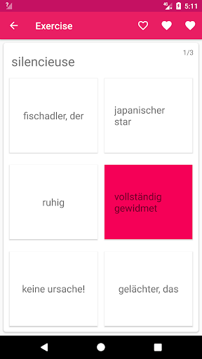 French German Offline Dictionary & Translator screenshot 3