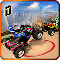 RoofTop Demolition Derby 3D icon