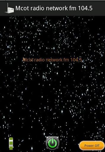 Mcot radio network fm 104.5