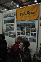 Photo: Фрагмент фотовыставки клуба Велотур