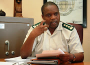 KwaZulu-Natal correctional services head of prisons Mnikelwa Nxele.