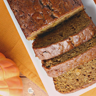 Spiced Pumpkin Bread.