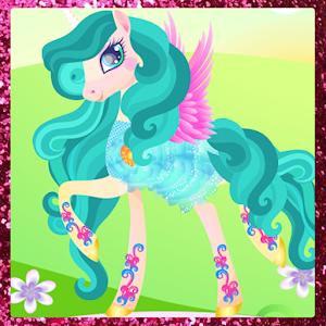 Pony Princess Diamond Hunt for PC and MAC