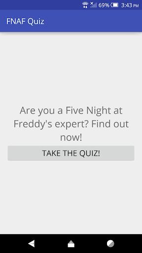 Trivia for FNAF