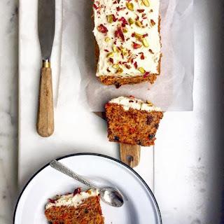 Tahini Frosting (for carrot cake).