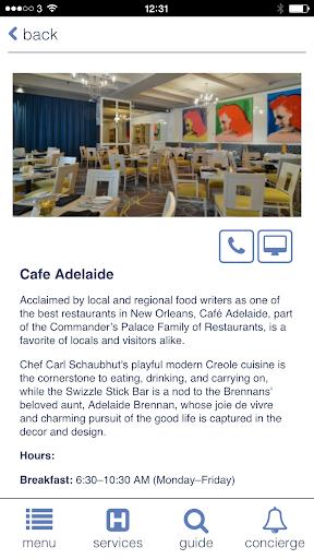 玩旅遊App|Loews New Orleans Hotel免費|APP試玩