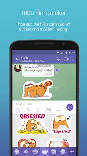 Viber- hình thu nhỏ ảnh chụp màn hình