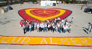 La capital obtuvo hace unos días el Récord Guiness del corazón de hortalizas y frutas más grande del mundo.