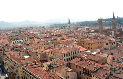 florence-cityscape3.jpg - The cityscape of Florence, Italy.