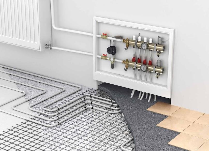 Poznaj zasady funkcjonowania ogrzewania podłogowego