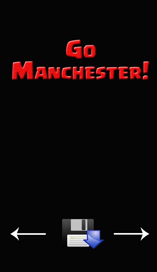 Manchester united wallpaper android apps on google play manchester united wallpaper screenshot voltagebd Images
