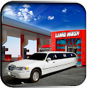 Modern Limo Car Wash Service: Driving School 2019 icon