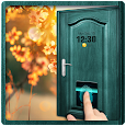 Door Fingerprint Lock Screen