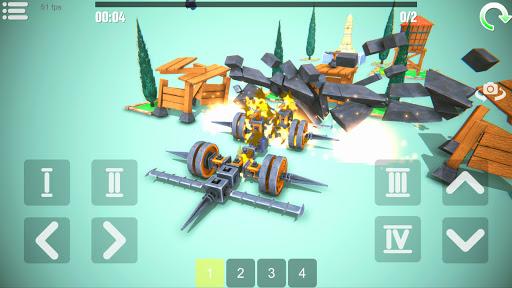 Destruction Of World : Physical Sandbox modavailable screenshots 7