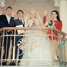Wedding photographer Galina Kostrykina (LediGala). Photo of 24.03.2014
