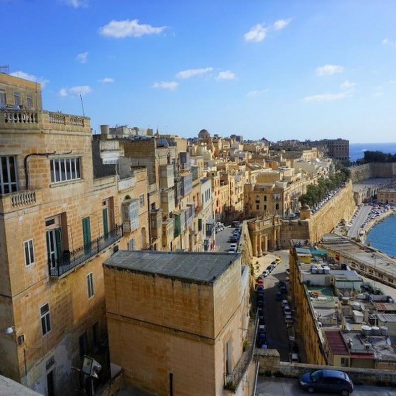 【世界遺産】騎士団が遺した海に浮かぶ要塞島、マルタの首都ヴァレッタを散策