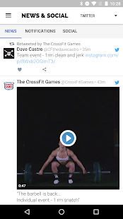 2017 Reebok CrossFit Games- screenshot thumbnail