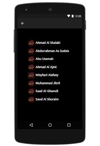 MP3 Al-Quran & Terjemahan 30 Juz by abdullah99 (Google Play, United