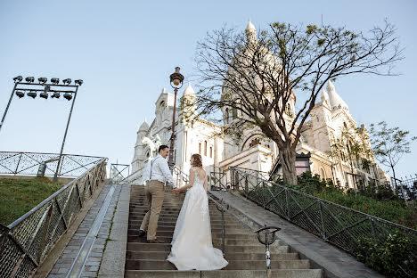 Fotografo di matrimoni Dimitri Finko (dimafinko). Foto del 30.05.2019