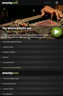 Amazing Radio- screenshot thumbnail
