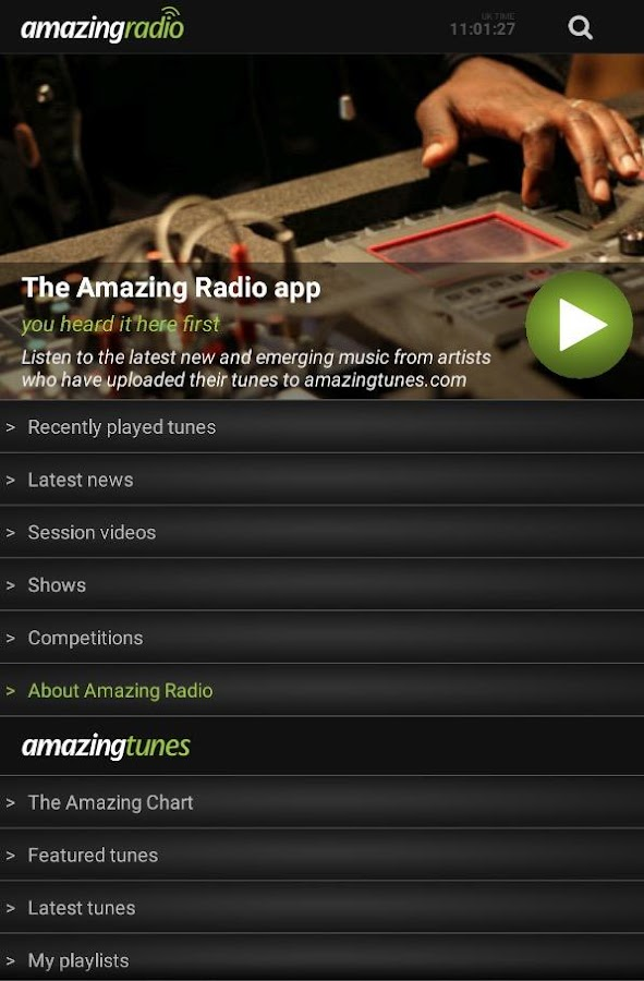 Amazing Radio- screenshot
