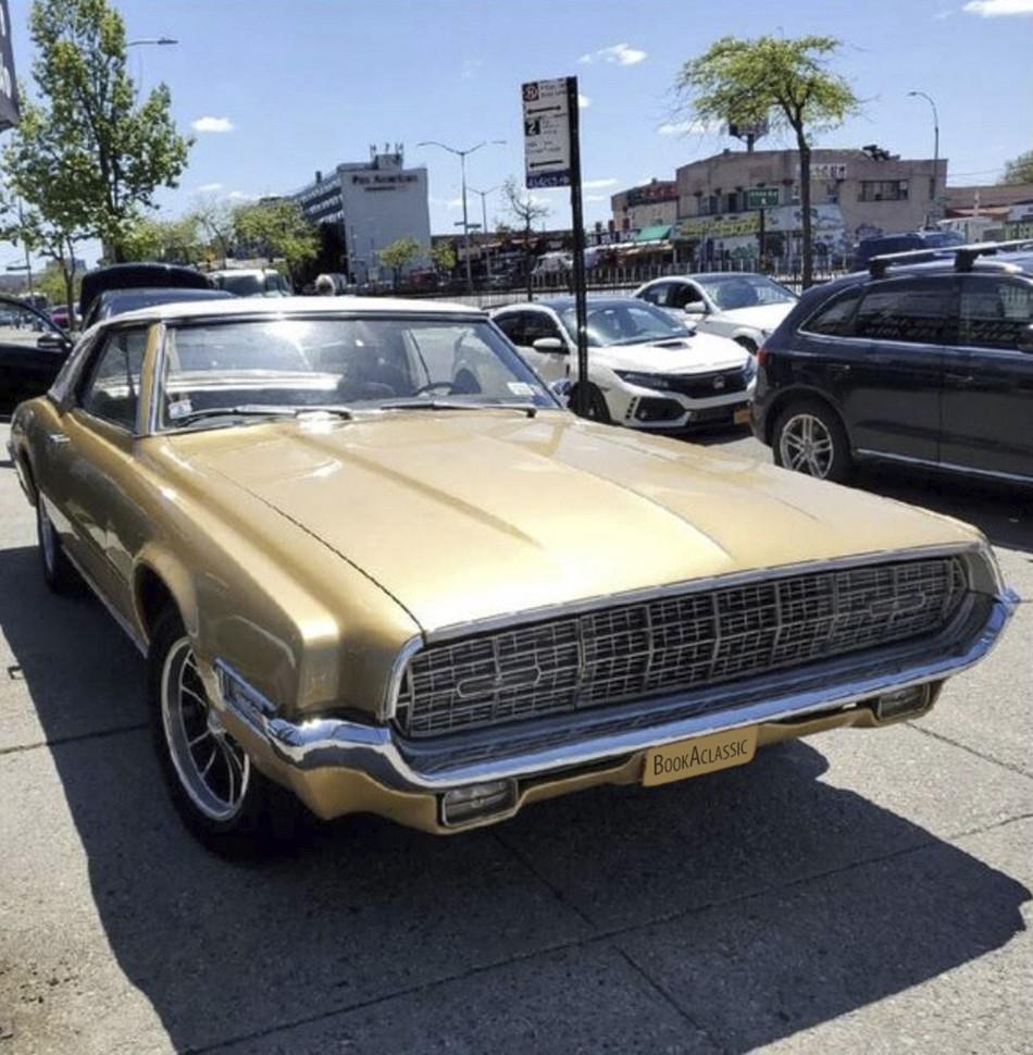 Ford Thunderbird Hire East Hartford