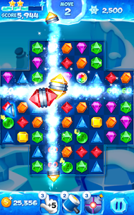 Jewel Pop Mania:Match 3 Puzzle- screenshot thumbnail