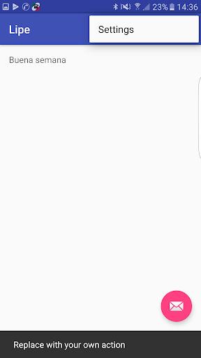 Lipe Alkalmazások részére Android screenshot