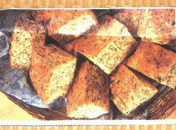 SAVORY CARROT  QUICK BREAD.. From 40 yrs ago