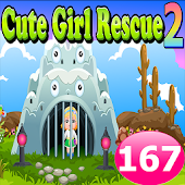 Cute Girl Rescue 2 Game 167