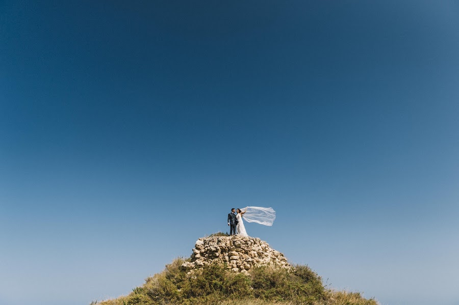 Huwelijksfotograaf Matteo Lomonte (lomonte). Foto van 27.02.2019
