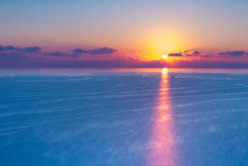 tramonto infinito di massimiliano_ciufo