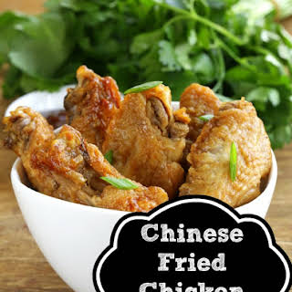 Chinese Fried Chicken Wings.