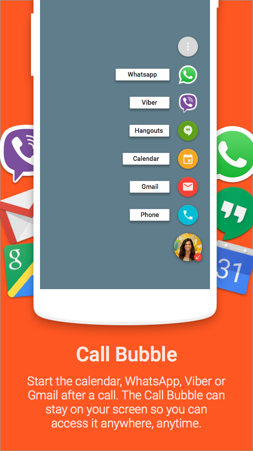 Ready Contacts + Dialer- screenshot