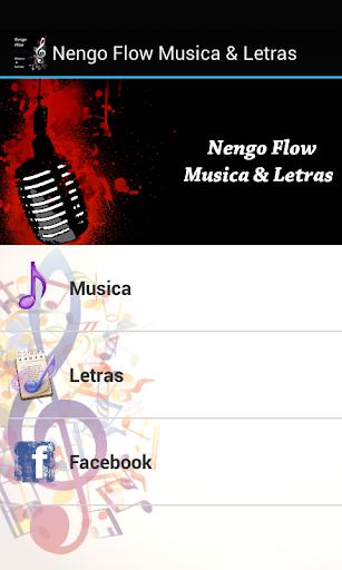 Nengo Flow Musica Letras