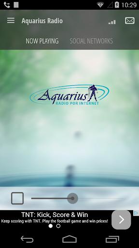 Aquarius Radio por Internet
