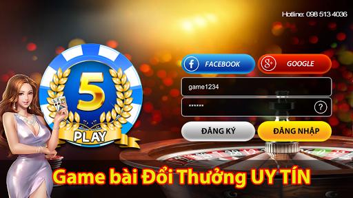 5Play - Game Bai Doi Thuong