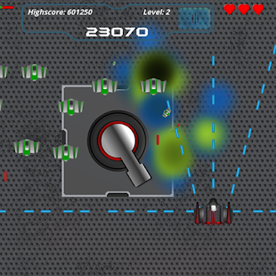 [Download Discharge - space shooter for PC] Screenshot 3