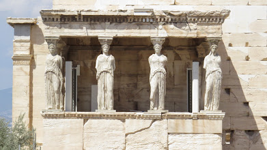 Photo: The Porch of the Caryatids
