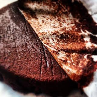 A True Lover's Chocolate Cake.