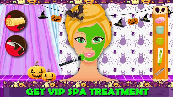 Evil Teacher-Halloween Girls Games - náhled