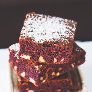 Keto Brownies - The Perfect Healthy Fudge Brownie.