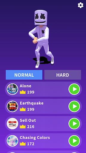 Marshmello Music Dance 1.3.2 screenshots 3