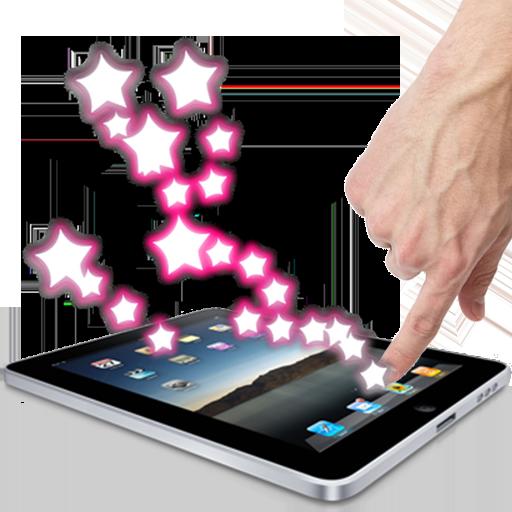 별 라이브 배경 화면 빛나는 個人化 App LOGO-硬是要APP