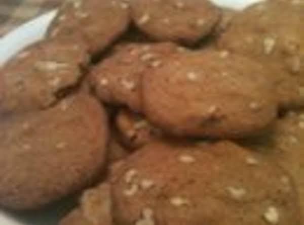 Grandma's Pecan Cookies